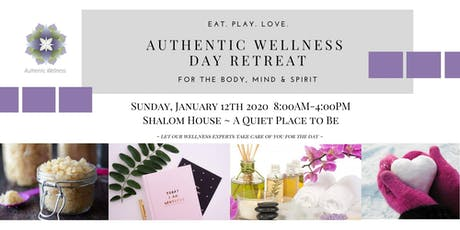 Authentic Wellness Day Retreat tickets