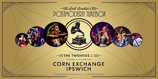 Scott Bradlee's Postmodern Jukebox (Corn Exchange, Ipswich)
