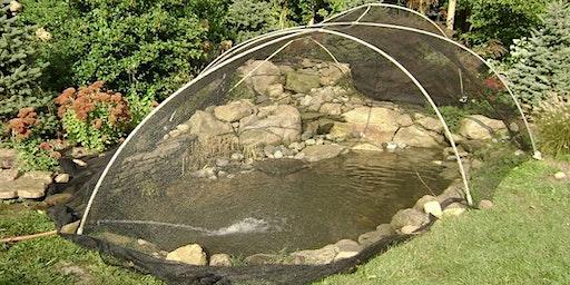 Fall Pond Netting Seminar