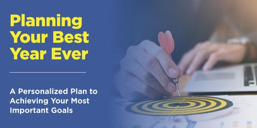 Planning Your Best Year