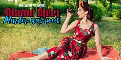 Murder Mystery - Murder Most Sweet
