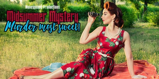 Murder Mystery - Murder Most Sweet