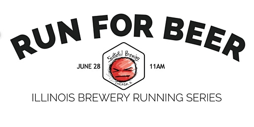 Beer Run - Spiteful Brewing | Part of the 2020 IL Brewery Running Series