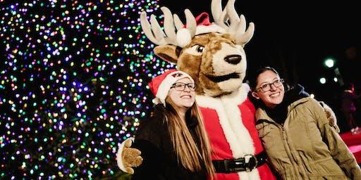 Fairfield University Annual Tree Lighting