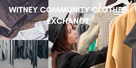 Witney Community Clothes Exchange tickets