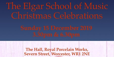 The Elgar School of Music Christmas Celebrations tickets
