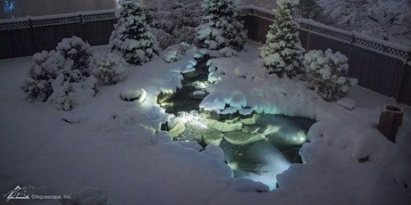 Winterizing Your Pond Seminar! tickets