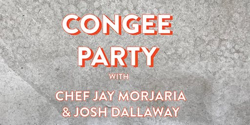 Congee Party with Chef Jay Morjaria
