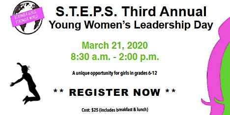 STEPS Third Annual Young Women's Leadership Day
