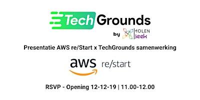 Officiële opening TechGrounds