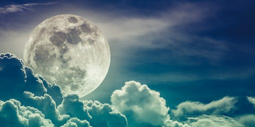 Full Moon Guided Meditation Session-December