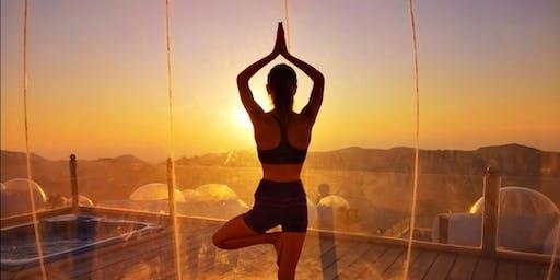 Yoga aux Papeteries