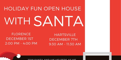 Holiday Fun Open House with Santa