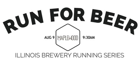 Beer Run - Maplewood Brewery | Part of the 2020 IL Brewery Running Series tickets