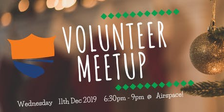 Volunteer Meet Up December 2019 tickets