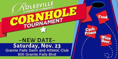 Rolesville Cornhole Tournament tickets
