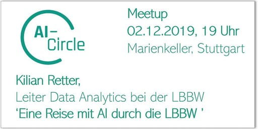 Zweites AI-Circle Meetup
