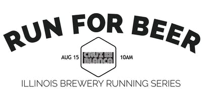 Beer Run-Cruz Blanca Cerveceria |Part of the 2020 IL Brewery Running Series