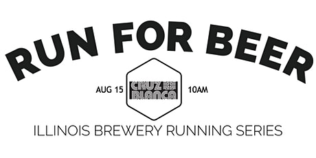 Beer Run-Cruz Blanca Cerveceria |Part of the 2020 IL Brewery Running Series tickets