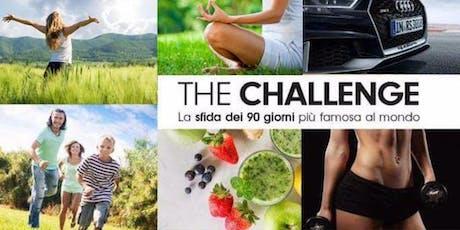 THE CHALLENGE - Andria biglietti