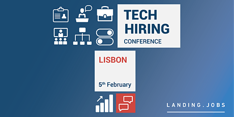 Tech Hiring Conference - Building Effective, Talent-Driven Hiring Processes bilhetes