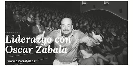 Liderazgo con Oscar Zabala entradas