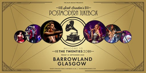 Scott Bradlee's Postmodern Jukebox (Barrowlands, Glasgow)