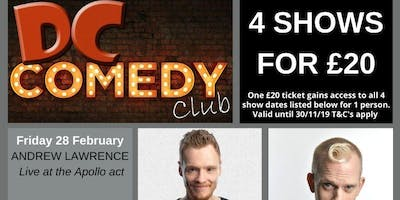 DC Comedy Club 4 Show Special