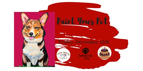 Paint Your Pet to Celebrate Erika's Birthday! tickets