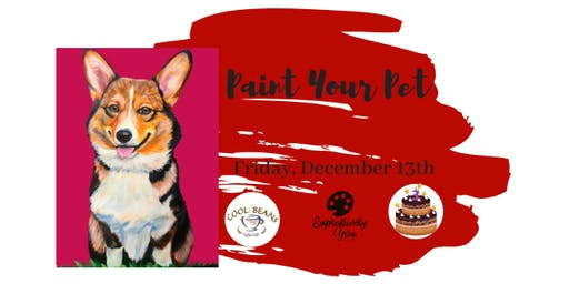 Paint Your Pet to Celebrate Erika's Birthday!