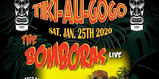 The Bomboras @ Tiki Au Gogo