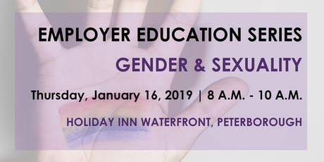 Employer Education Series – Gender & Sexuality Information Session tickets