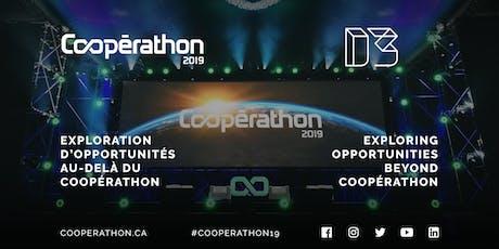 Et après le Coopérathon ? / Exploring Opportunitie billets