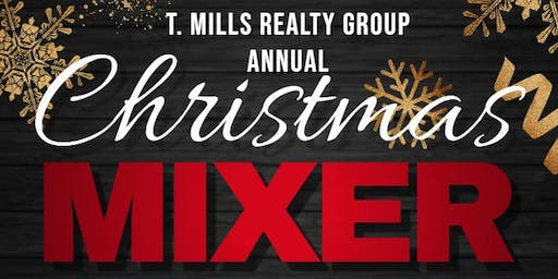 T. Mills Annual Christmas Mixer