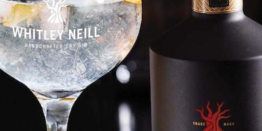 Whitley Neill Gin Dinner