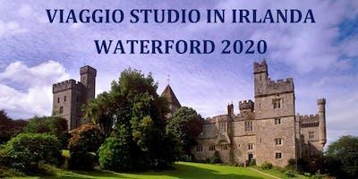 Incontro formativo viaggio studio in Irlanda - Waterford 2020