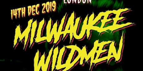 Milwaukee Wildmen & Surfin' Wombatz tickets