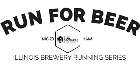 Beer Run - Two Brothers | Part of the 2020 Illinois Brewery Running Series tickets
