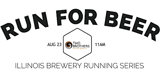 Beer Run - Two Brothers | Part of the 2020 Illinois Brewery Running Series