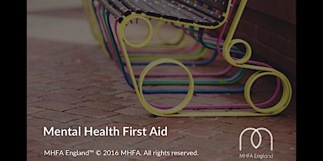 Adult Two Day MHFA Course tickets