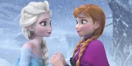 Frozen themed Dance & Creative February Half Term Workshop at The Half Moon Putney tickets