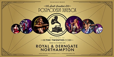 Scott Bradlee's Postmodern Jukebox (Derngate Theater, Northampton)