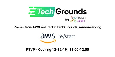 Official opening TechGrounds