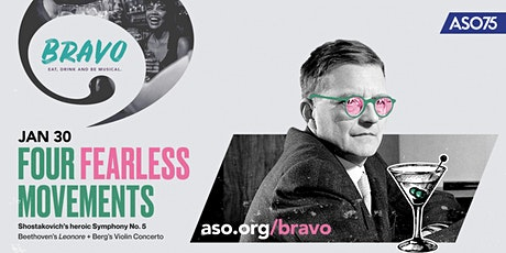 ASO Young Professionals Meet for Cocktails and Shostakovich tickets