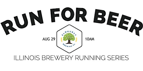 Beer Run - Elmhurst Brewing | Part of the 2020 IL Brewery Running Series tickets