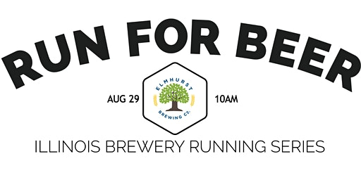 Beer Run - Elmhurst Brewing | Part of the 2020 IL Brewery Running Series