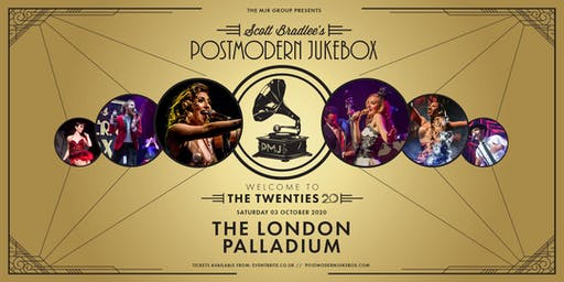 Scott Bradlee's Postmodern Jukebox (Palladium, London)
