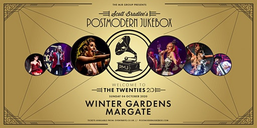 Scott Bradlee's Postmodern Jukebox (Winter Gardens, Margate)