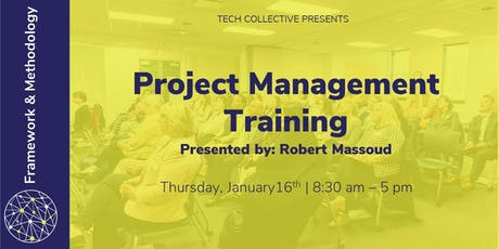 Project Management Training tickets
