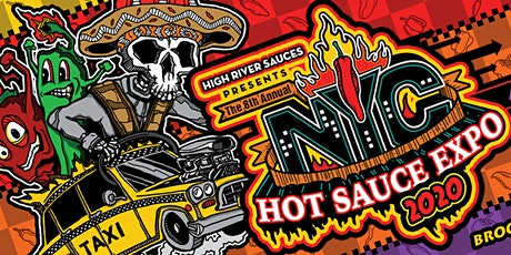 8th Annual NYC Hot Sauce Expo tickets